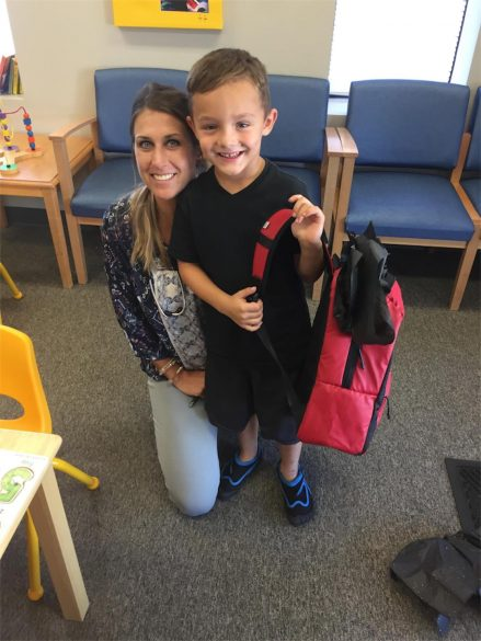 Back to School Prize Winners Announced